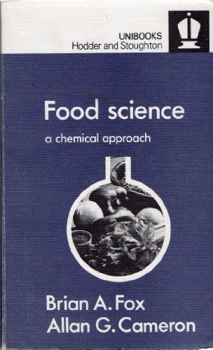 9780340117538: Food Science