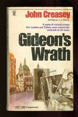 9780340123645: Gideon's Wrath