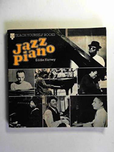 Jazz Piano.: Harvey, Eddie.