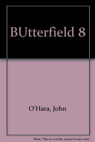 Butterfield 8.: O'Hara, John