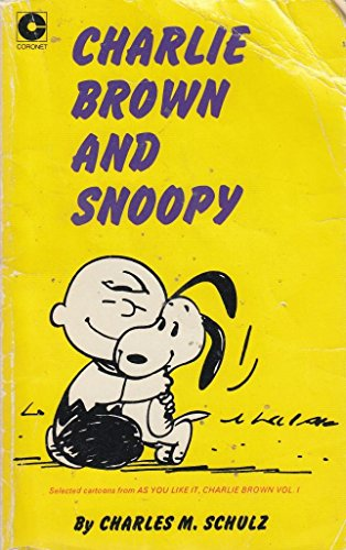 9780340125205: Charlie Brown and Snoopy (Coronet Books) Schulz, Charles M.