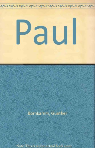 9780340125380: Paul