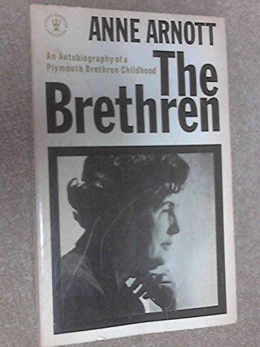 9780340125533: The Brethren: An Autobiography of a Plymouth Brethren Childhood