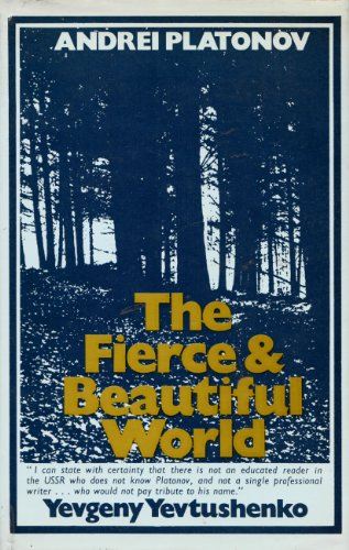 9780340125625: THE FIERCE AND BEAUTIFUL WORLD: STORIES.