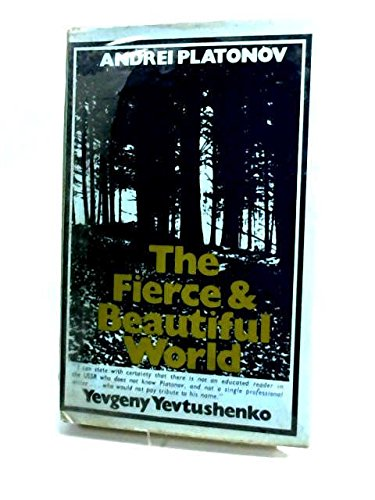 9780340125625: THE FIERCE AND BEAUTIFUL WORLD: STORIES.