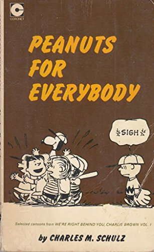 9780340126097: Peanuts for Everybody (Coronet Books)