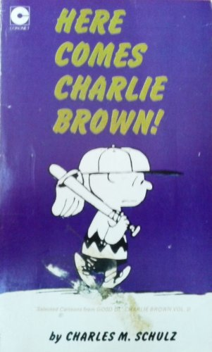 9780340126189: Here Comes Charlie Brown