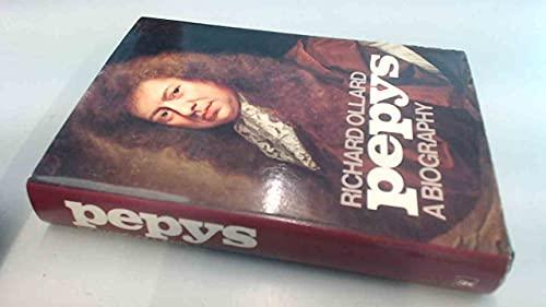 9780340127414: Pepys: A Biography
