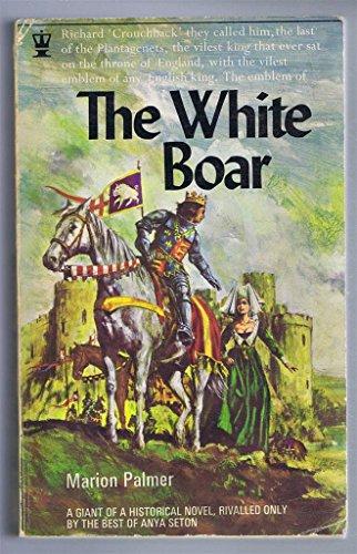 9780340128084: White Boar