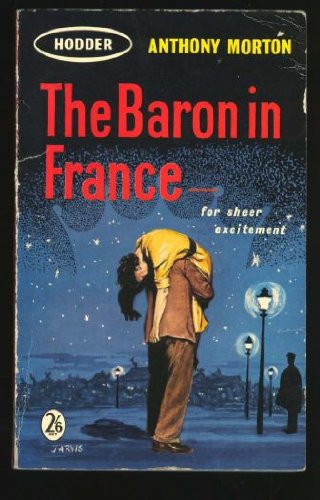 9780340128138: Baron in France