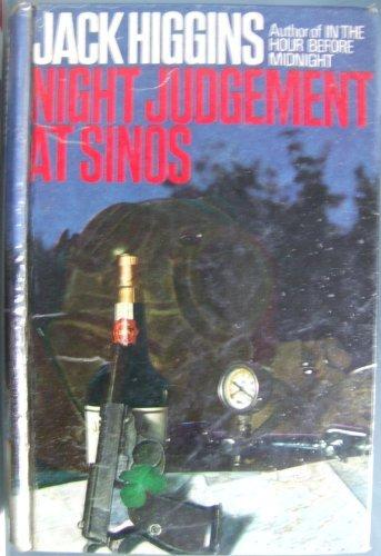 9780340128671: Night Judgment at Sinos