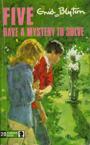 9780340134696: Five Have a Mystery to Solve (Knight Books)