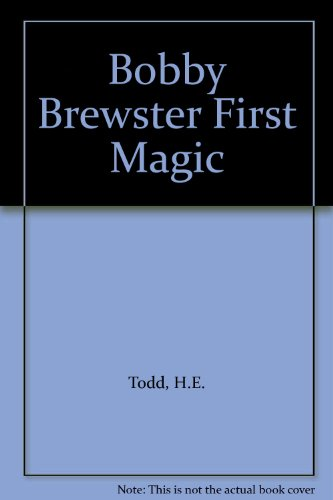 9780340134894: Bobby Brewster First Magic