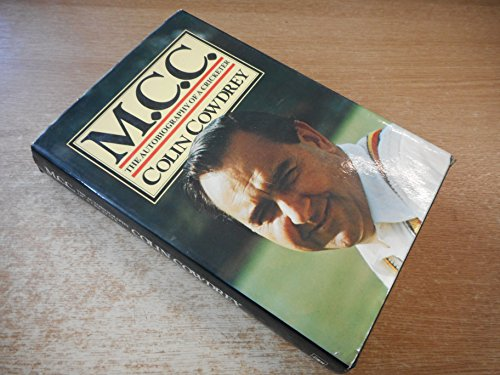9780340147405: M. C. C.: Autobiography of a Cricketer