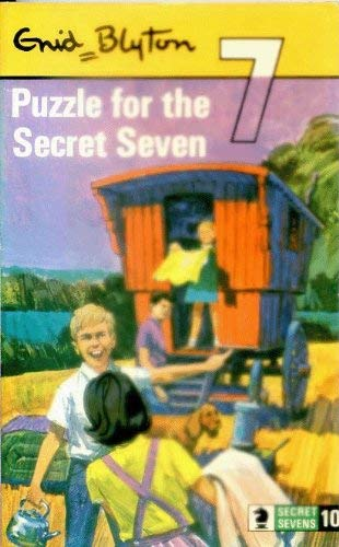 9780340148808: Puzzle for the Secret Seven (Knight Books)