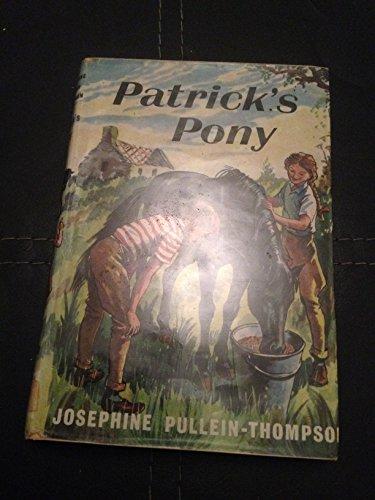 9780340149270: Patrick's Pony