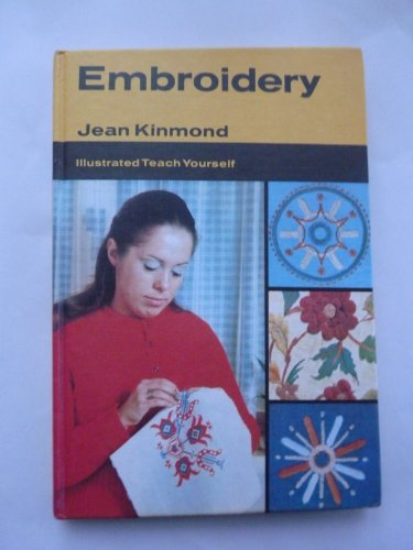 9780340149355: Embroidery (Illustrated Teach Yourself)