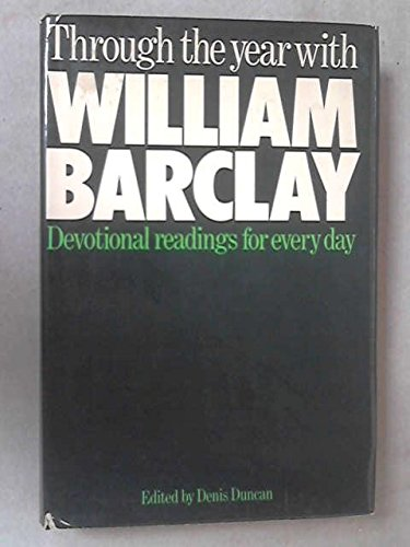 9780340149904: Daily Celebration with William Barclay: Devotional Readings for Every Day of the Year