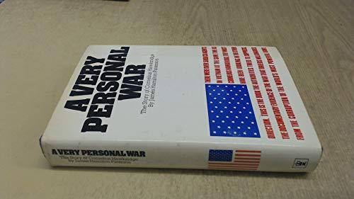 9780340149911: Very Personal War: Story of Cornelius Hawkridge