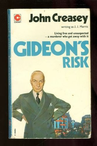 9780340150436: Gideon's Risk (Coronet Books)