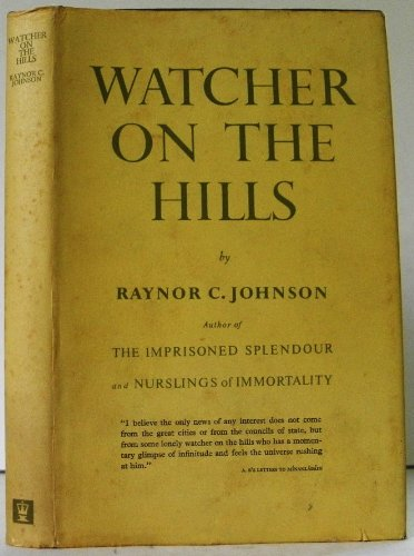 9780340150603: Watcher on the Hills