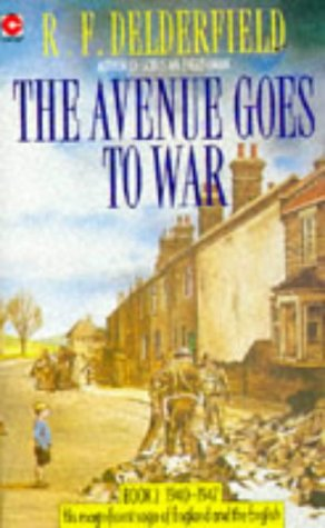 9780340150931: The Avenue Goes to War