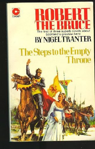 9780340150986: Robert the Bruce: Steps to the Empty Throne (Coronet Books)