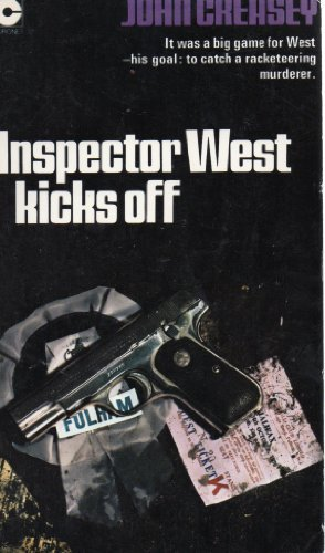 Inspector West Kicks Off: Creasey