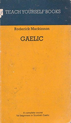9780340151532: Gaelic (Teach Yourself)
