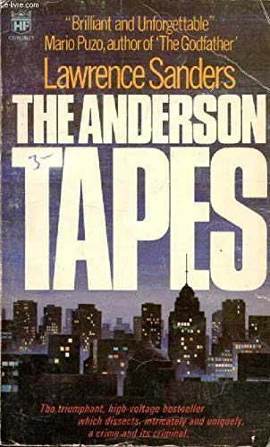 9780340152461: The Anderson Tapes
