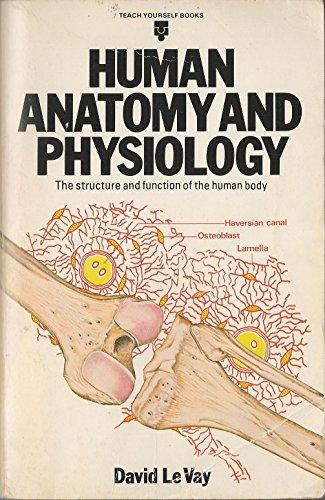 Human Anatomy and Physiology (Teach Yourself): Vay, David Le
