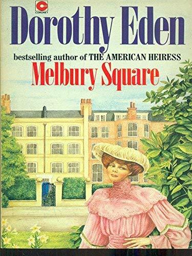 9780340152560: Melbury Square (Coronet Books)