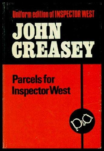 9780340152591: PARCELS FOR INSPECTOR WEST