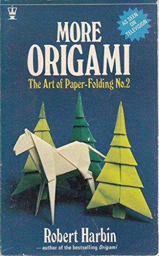 9780340153840: More Origami