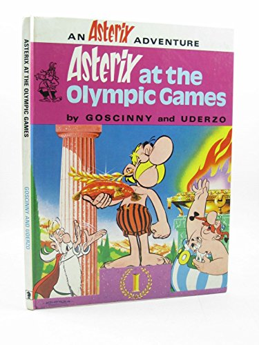 9780340155912: Asterix at the Olympic Games