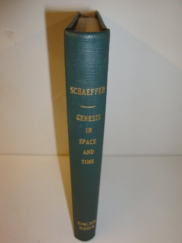 9780340156117: Genesis in Space and Time