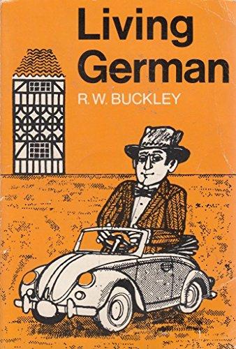 9780340156285: Living German