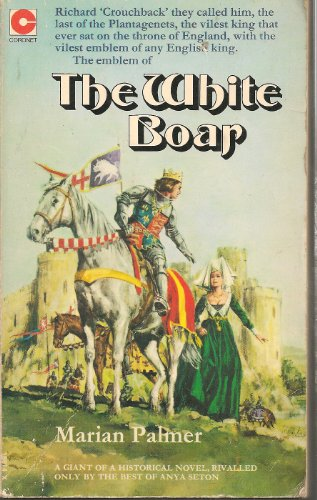9780340158142: White Boar (Coronet Books)