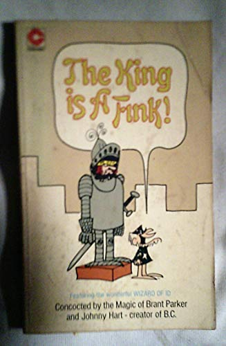 9780340158166: The King is a Fink (Coronet Books)