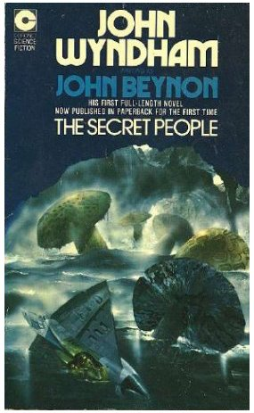 9780340158340: Secret People