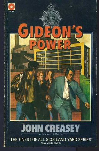 9780340158982: Gideon's Power