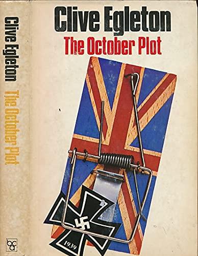 9780340159361: The October Plot