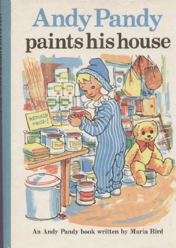 9780340160213: Andy Pandy Paints His House (Little Books)