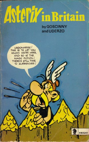 9780340160534: Asterix In Britain