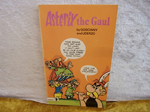 9780340160541: Asterix the Gaul (Knight Books)