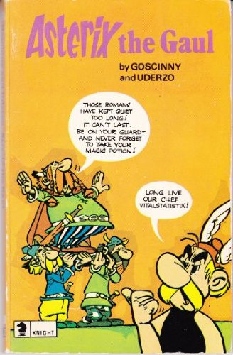 9780340160541: Asterix The Gaul BK 1 (Knight Books)