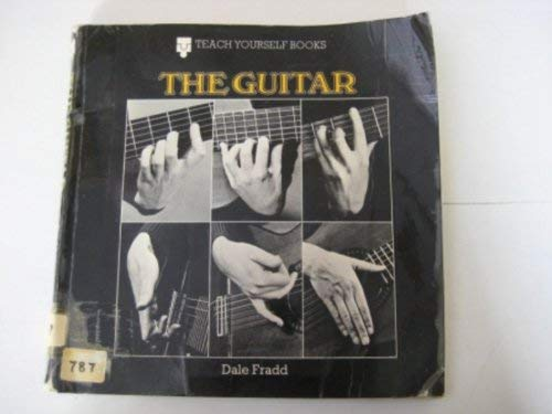 9780340161975: The Guitar (Teach Yourself)