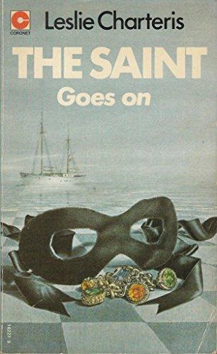 9780340162279: Saint Goes on (Coronet Books)