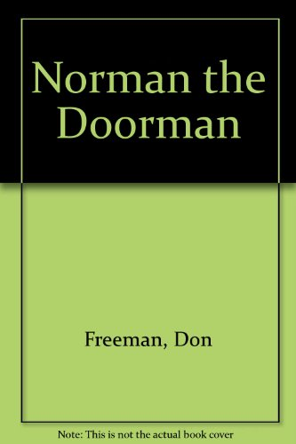 9780340164082: Norman the Doorman