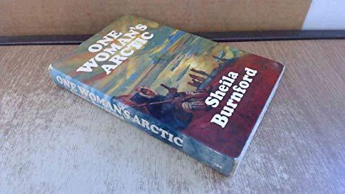 9780340164341: One Woman's Arctic
